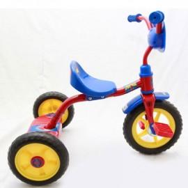 Triciclo Spiderman R10 - Envío Gratuito