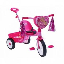 Triciclo Barbie con Baston - Envío Gratuito