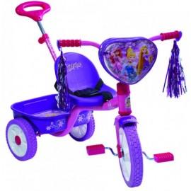 Triciclo con Bastón Princesas - Envío Gratuito