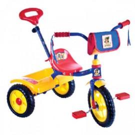 Triciclo Con Baston Fijo - Envío Gratuito