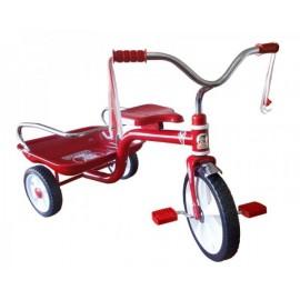 Triciclo con Caja y Barandal R-12 - Envío Gratuito