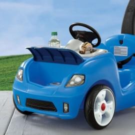 Carro con Baston Azul - Step 2 - Envío Gratuito