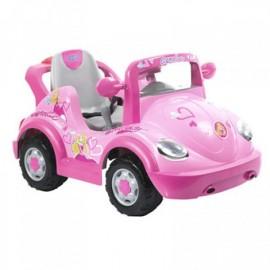 Auto Cabrio Rosa - Envío Gratuito