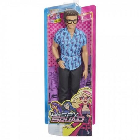 Ken Inventor Barbie Escuadron Secreto - Envío Gratuito