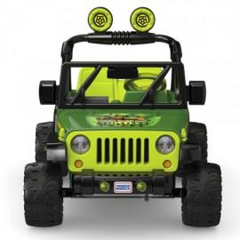 Tortugas Ninja Jeep Wrangler - Envío Gratuito