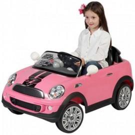 Mini Cooper Rosa - Prinsel - Envío Gratuito