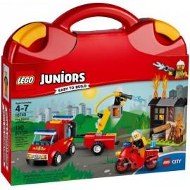 Maletín Bomberos - Lego - Envío Gratuito