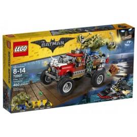 Lego Reptil Todo Terreno Killer Croc - Envío Gratuito