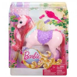 Unicornio Barbie  Reino Peinados Magicos