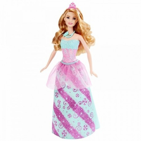 Barbie Reinos Magicos - Envío Gratuito