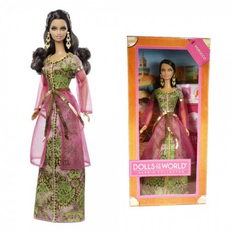 Barbie Marruecos - Envío Gratuito