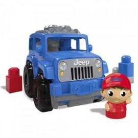 MB – Pequeño Jeep Aventurero Azul - Envío Gratuito