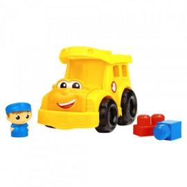 Mega Bloks Autobus Sonny - Envío Gratuito