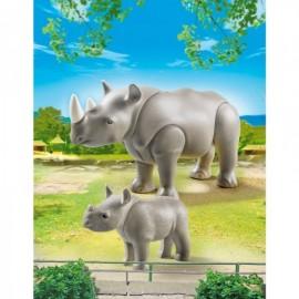 Playmobil - Rinoceronte - Envío Gratuito
