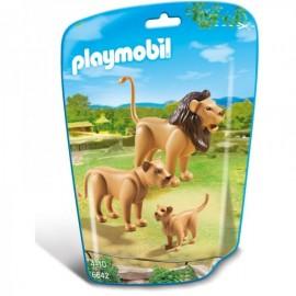 Playmobil - Leones - Envío Gratuito