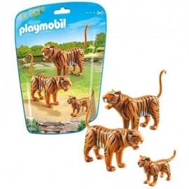 Playmobil - Tigres - Envío Gratuito