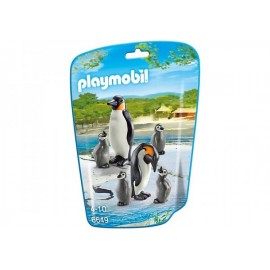 Playmobil - Pinguinos - Envío Gratuito