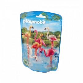 Playmobil - Flamingos - Envío Gratuito