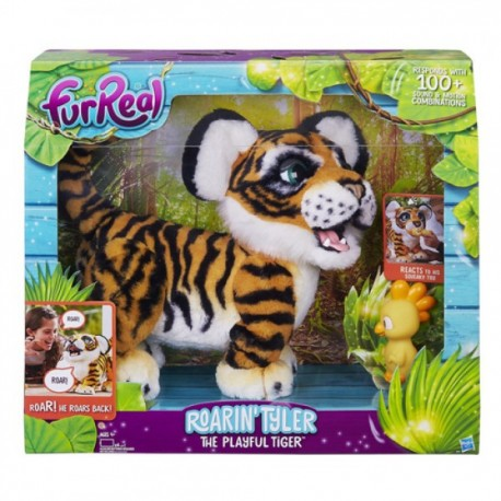 Rayler - El Tigre Juguetón - Envío Gratuito
