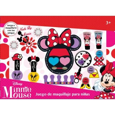 Estuche de Maquillaje - Minnie Mouse - Envío Gratuito