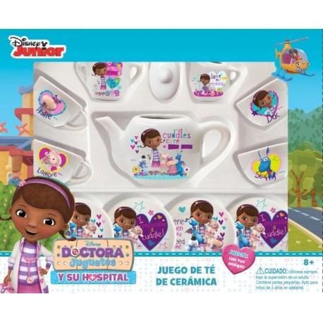 Juego de Té Ceramica - Dra Juguetes - Envío Gratuito