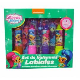 Set de Balsamos Shimmer & Shine