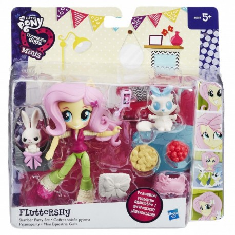 Mini Equestria Girls con Accesorios - Envío Gratuito