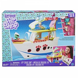 Crucero Littlest Pet Shop