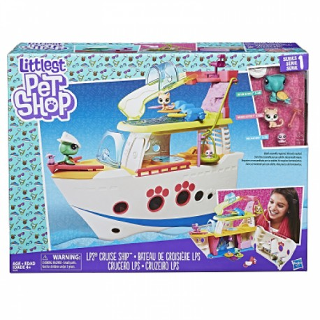 Crucero Littlest Pet Shop - Envío Gratuito