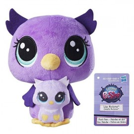 Dúo Peluche - Littlest Pet Shop ( 1 de 4 )