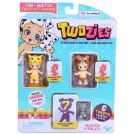 Twozies - Paquete 6 Pzas - Envío Gratuito