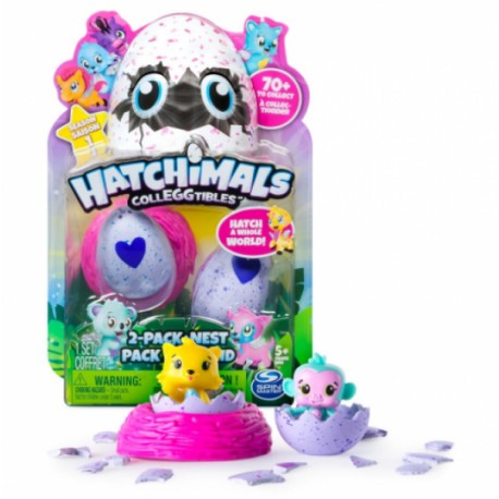 Hatchimals CollEGGtibles - 2 pack - Envío Gratuito