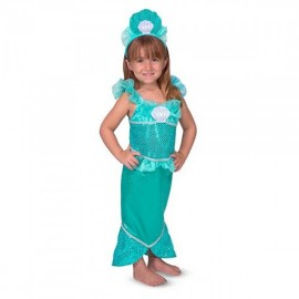 Disfraz Sirenita