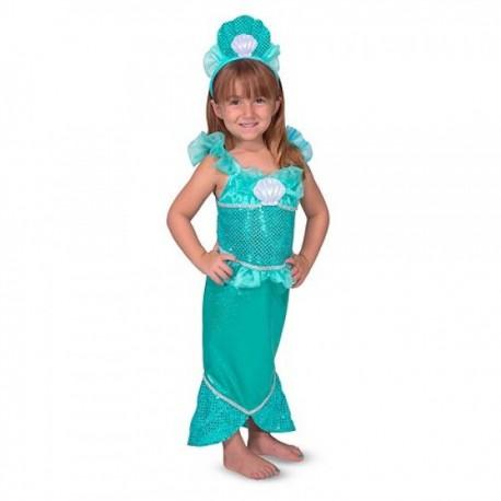 Disfraz Sirenita - Envío Gratuito