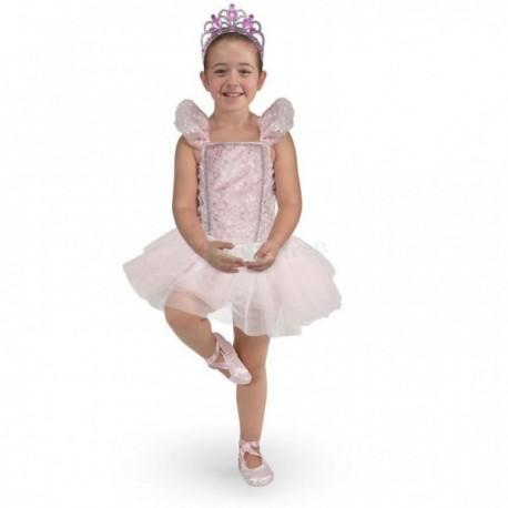 Disfraz Bailarina de Ballet - Envío Gratuito