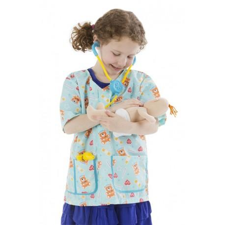 Disfraz de Pediatra - Envío Gratuito