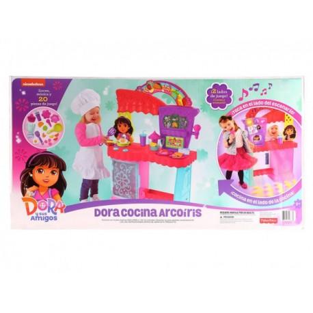 Dora Cocinita Arcoiris - Envío Gratuito