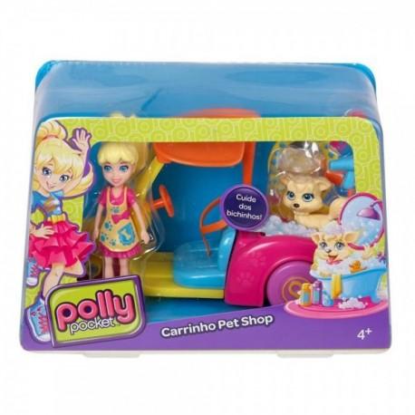 Polly Pockey Surtido de Vehiculo - Envío Gratuito