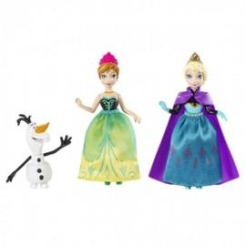 Anna y Elsa Kit de Cuento