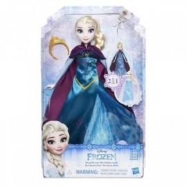 Frozen - Revelación Real