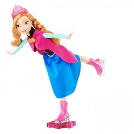 Princesa Anna Patinaje - Envío Gratuito