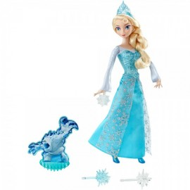 Princesa Elsa Frozen Magia de Hielo