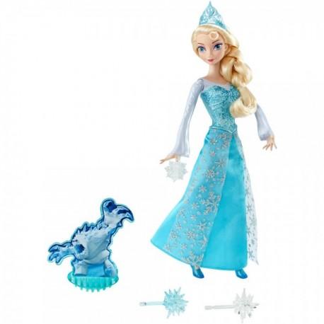 Princesa Elsa Frozen Magia de Hielo - Envío Gratuito