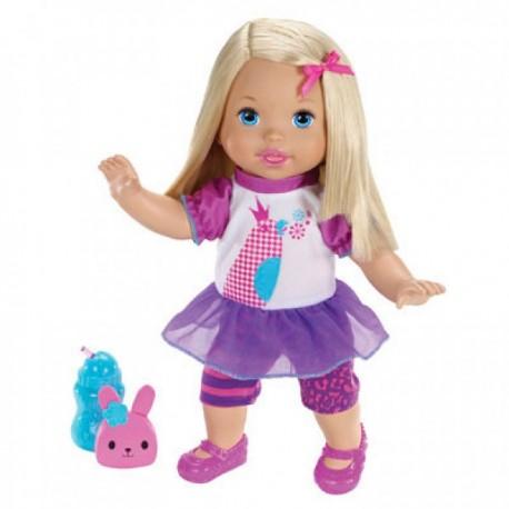 Little Mommy Bebita Habla Conmigo - Envío Gratuito