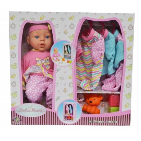 Set Dulce Mami muñeca - Envío Gratuito