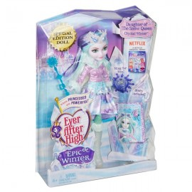 Ever After High - Hechizo Invierno Surtido
