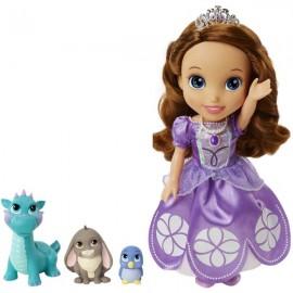 Princesa Sofia con Amiguitos - Envío Gratuito