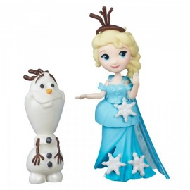 Mini Frozen y Amigos (1 de 2)