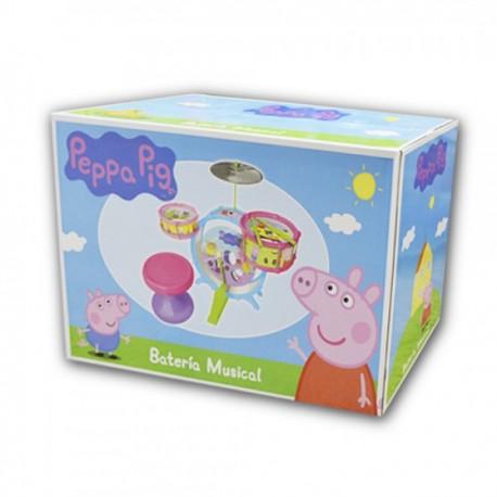Batería Musical Peppa Pig - Envío Gratuito
