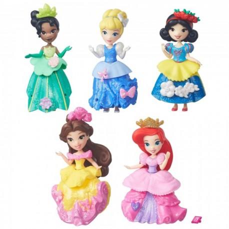 5 Pack Mini Princesas Disney Colección. - Envío Gratuito